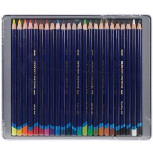 Derwent Inktense Pencils - 24 count class=