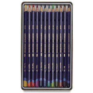 Derwent Inktense Pencils - 12 count class=