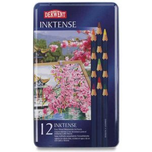 Derwent Inktense Pencils - 12 count