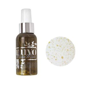 Nuvo Mica Mist - Antique Gold class=