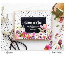 Altenew Floral Flurries Washi Tape