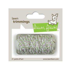 Lawn Fawn Trimmings Hemp Cord – Meadow Sparkle