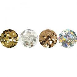 Nuvo Pure Sheen Confetti – Golden Years