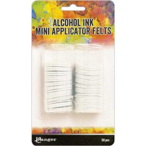Tim Holtz Alcohol Ink Mini Applicator Tool Replacement Felt class=