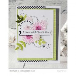My Favorite Things Bold Blossoms Stamp Set