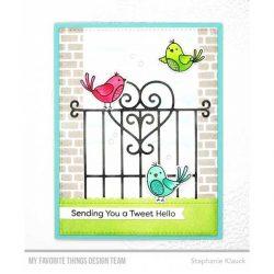 My Favorite Things Garden Gate Dienamics