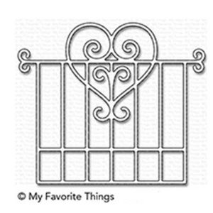 My Favorite Things Garden Gate Dienamics