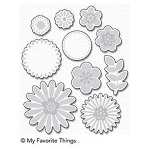 My Favorite Things Die-namics Bold Blossoms