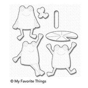 My Favorite Things Toad-ally Awesome Die-namics