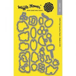 Waffle Flower Toadally Die Set