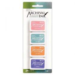 Wendy Vecchi Mini Archival Ink Pads – Kit #3