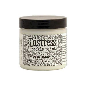 Tim Holtz Distress Rock Candy Crackle Paint - 4oz class=