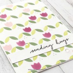 Concord & 9th Retro Petals Turnabout Stamp Set