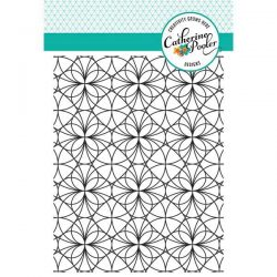 Catherine Pooler Kaleidoscope Background Stamp