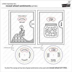 Lawn Fawn Reveal Wheel Sentiments