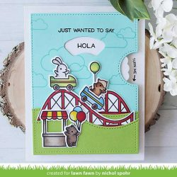 Lawn Fawn Reveal Wheel Sentiments