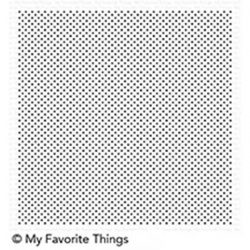 My Favorite Things Itsy Bitsy Polka Dots Background Stamp