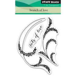 Penny Black Branch of Love Stamp Set