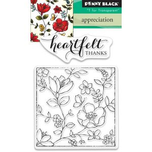 Penny Black Appreciation Stamp Set