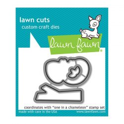 Lawn Fawn One In A Chameleon Lawn Cuts