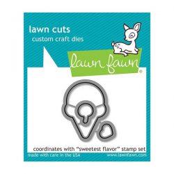 Lawn Fawn Sweetest Flavor Lawn Cuts