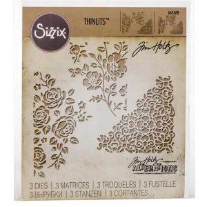 Sizzix Mixed Media #5 Thinlits