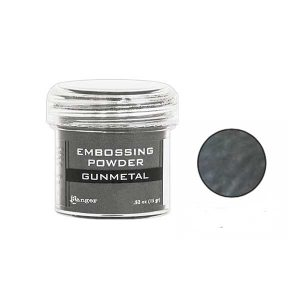 Ranger Gunmetal Embossing Powder class=