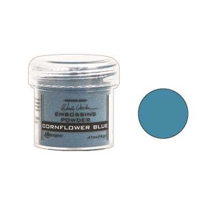 Wendy Vecchi Cornflower Embossing Powder class=