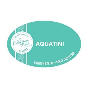 Catherine Pooler Premium Dye Ink Pad - Aquatini