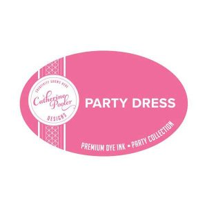 Catherine Pooler Premium Dye Ink Pad – Party Dress class=