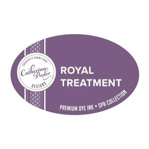 Catherine Pooler Premium Dye Ink Pad – Royal Treatment