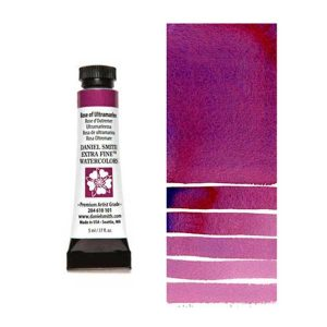 Daniel Smith 5ml Extra Fine Watercolor – Rose of Ultramarine class=