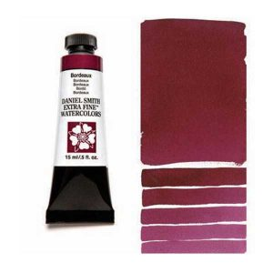 Daniel Smith 15ml Extra Fine Watercolor – Bordeaux class=