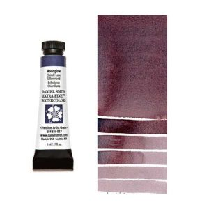 Daniel Smith 5ml Extra Fine Watercolor – Moonglow class=