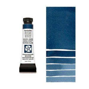 Daniel Smith 5ml Extra Fine Watercolor – Prussian Blue