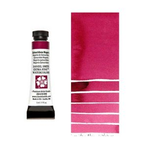 Daniel Smith 5ml Extra Fine Watercolor - Quinacridone Magenta class=