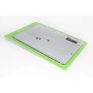 Cutterpillar Glow Tempered Glass Mat