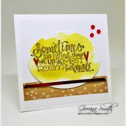 Impression Obsession Little Things Stamp