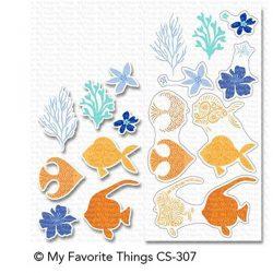 My Favorite Things Adorned Ocean Friends