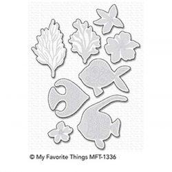 My Favorite Things Adorned Ocean Friends Die-namics