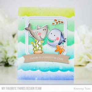 My Favorite Things Beach Buds Stamp Set class=