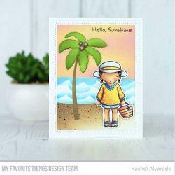 My Favorite Things PI Beach Cutie Die-Namics