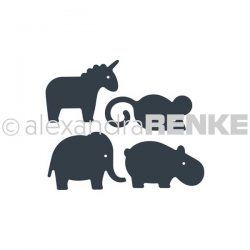 Alexandra Renke Unicorn Little Creatures Dies