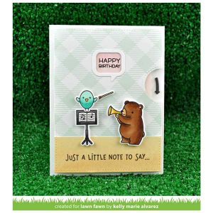 Lawn Fawn Reveal Wheel Speech Bubble Add-on class=