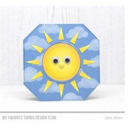 My Favorite Things Sunshine Shaker Die-namics