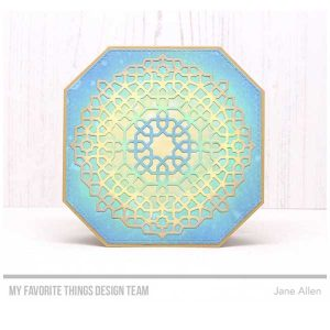 My Favorite Things Moroccan Mosaic Die-namics class=