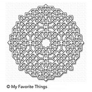 My Favorite Things Moroccan Mosaic Die-namics