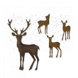 Tim Holtz-Sizzix Winter Wonderland Thinlets