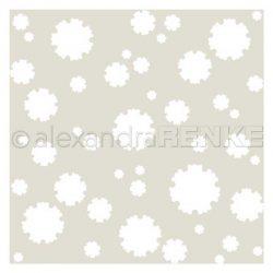 Alexandra Renke Japan Flower Stencil