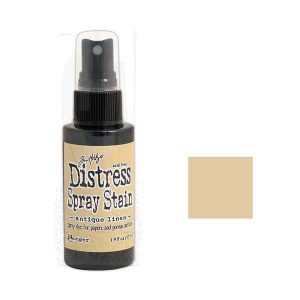 Tim Holtz Distress Spray Stain – Antique Linen